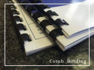 comb-binding